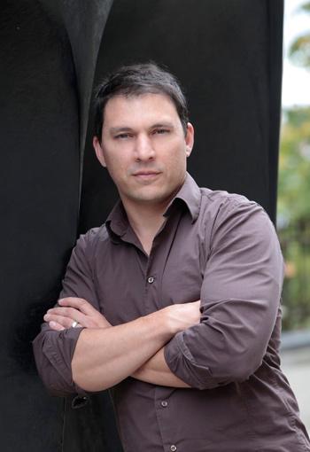 Halifax film maker Scott Simpson of Playmaker Films